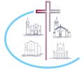 logo unità pastorale Scardevara Tombazosana Albaro Ronco